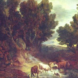 가축 물 먹이는 곳