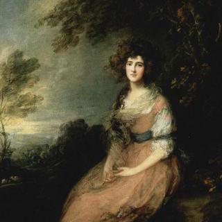 리처드 B. 셰리던 부인의 초상