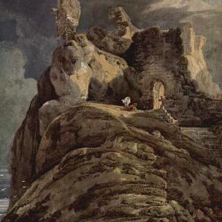노섬벌랜드의 뱀버러 성