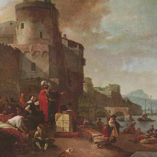 이탈리아의 항구