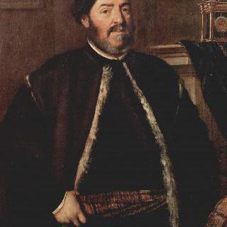 파브리치오 살바레시오의 초상