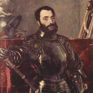 프란체스코 마리아 델라 로베레 1세의 초상