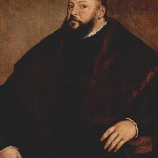 작센 대선제후 요한 프리드리히의 초상