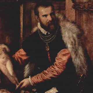 미술품 거래인 야코포 스트라다의 초상