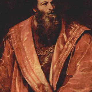 피에트로 아레티노의 초상