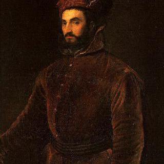 이폴리토 데 메디치의 초상