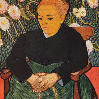 오귀스틴 룰랭의 초상 (유모)