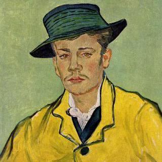 아르망 룰랭의 초상
