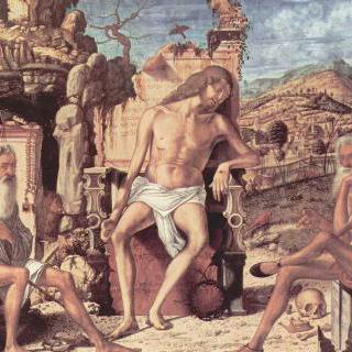 수난의 그리스도에 대한 묵상