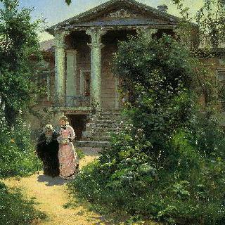 할머니의 정원