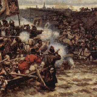 예르마크의 시베리아 정복