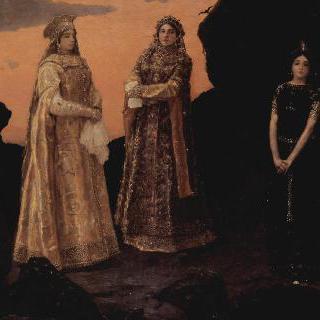 저승의 세 왕비