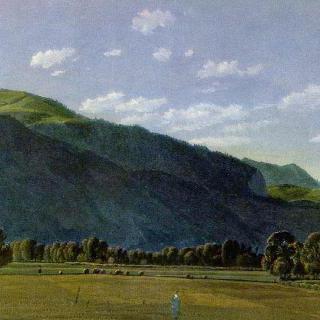 크로이트의 계곡 풍경