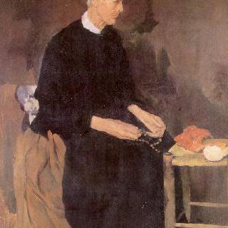 파리의 노부인