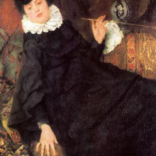 젊은 파리 여인 (접대부)