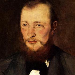 의학박사 프리드리히 라우어르트의 초상