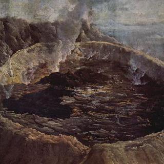태평양의 분화구