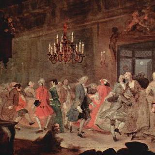 연작그림 행복한 결혼식 : 무도회