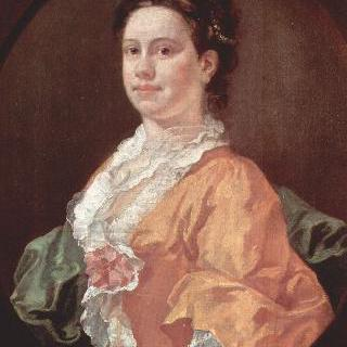 샐터 부인의 초상