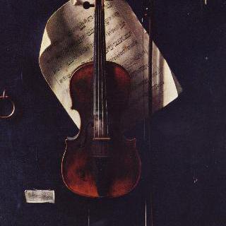 오래된 바이올린