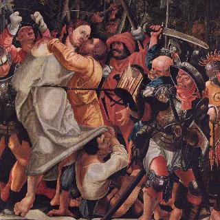 그리스도의 체포