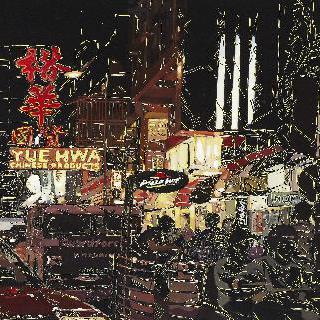 홍콩 밤풍경