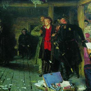 선전가의 체포