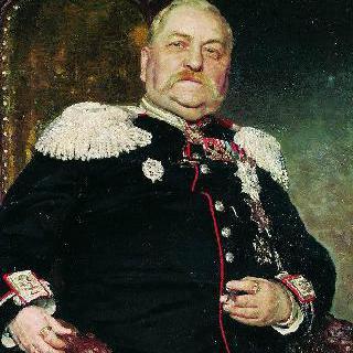 군 기술자 안드레이 이바노비치 델비크의 초상