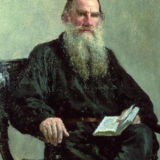 레프 니콜라예비치 톨스토이의 초상