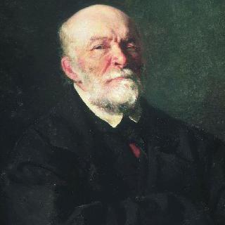 외과의사 니콜라이 이바노비치 피로고프의 초상