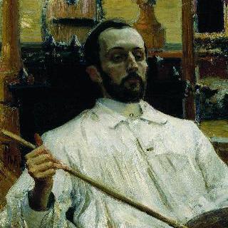 화가 드미트리 니콜라예비치 카르돕스키의 초상