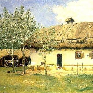 우크라이나의 농가