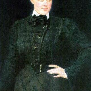 소피야 블라디미로브나 파니나 백작부인의 초상