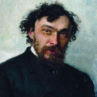 화가 이반 파블로비치 포히토노프의 초상