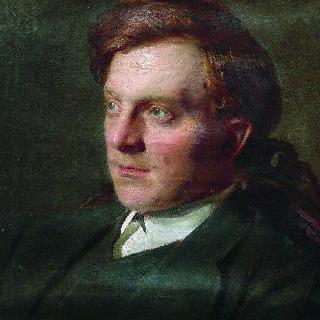 상트페테르부르크 대학교 학생 시절 이반 티모페예비치 사벤코프의 초상