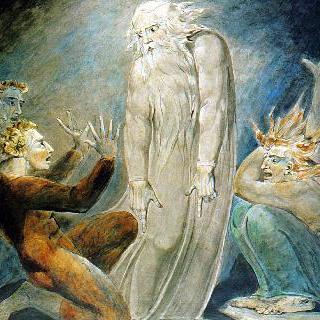 사울에게 나타난 사무엘의 유령