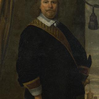 네덜란드 군사지휘관 ()의 초상