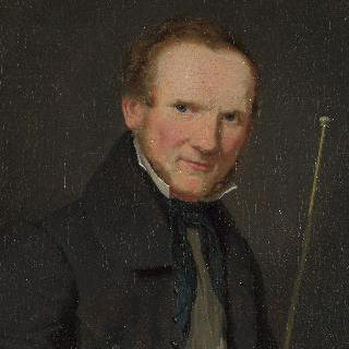 빌헬름 벤츠의 초상