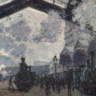 생 라자르 역