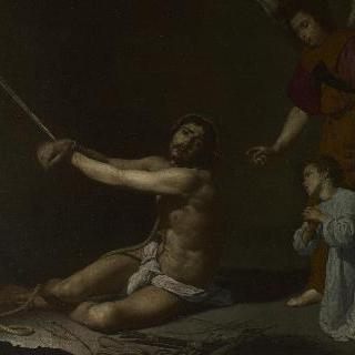 그리스도를 응시하는 기독교인의 영혼
