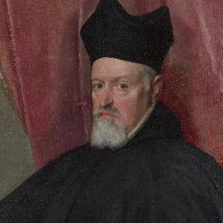 페르난도 데 발데스 대주교의 초상