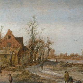 겨울 풍경