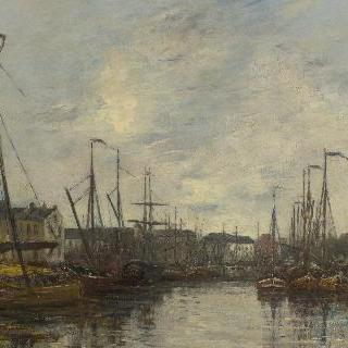 브뤼셀의 항구