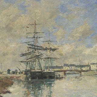 도빌 항구