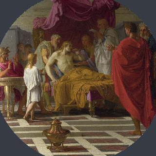 알렉산드로스와 그의 의사