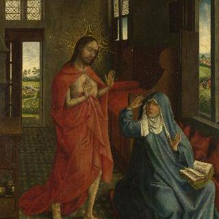 성모 마리아에게 나타난 그리스도