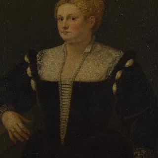 여인의 초상 (펠레그리나 모로시니 카펠로로 추측됨)
