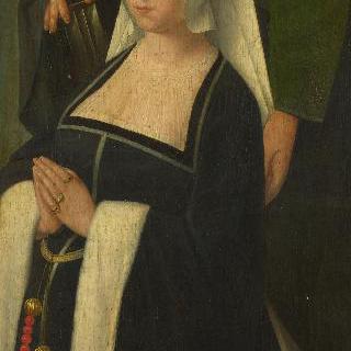 성 바오로와 기부자