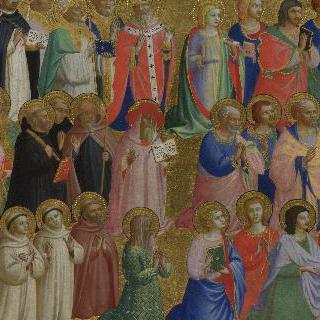 성모 마리아와 사도들과 그밖의 성인들