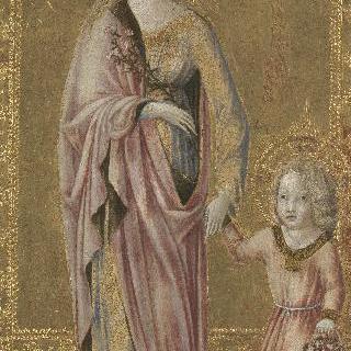 성 도로테아와 어린 그리스도